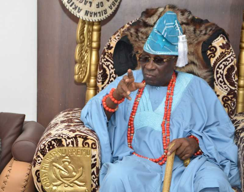 oba of lagos,