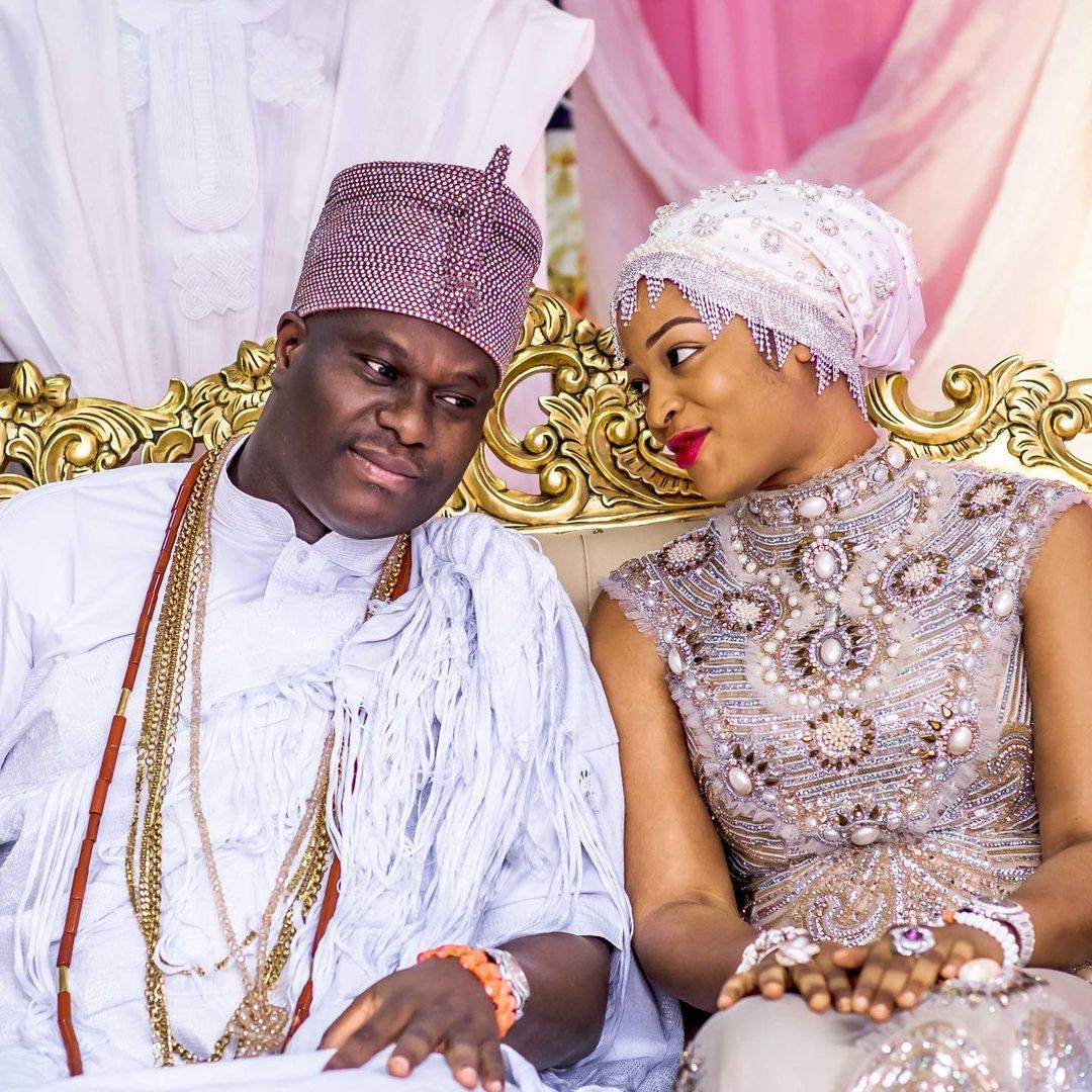 ooni of Ife welcomes